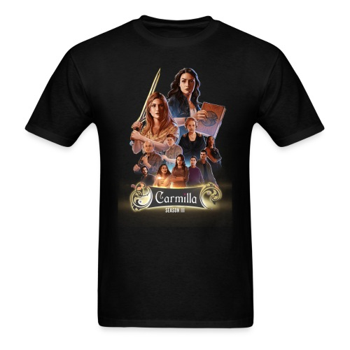 Carmilla S3 Shirt - Men's T-Shirt