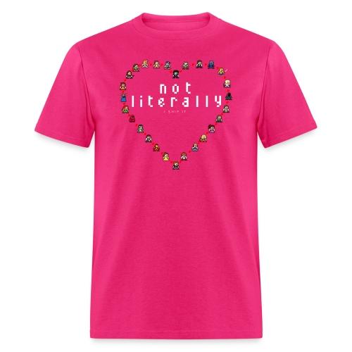 i ship it tshirt2 00000 - Men's T-Shirt