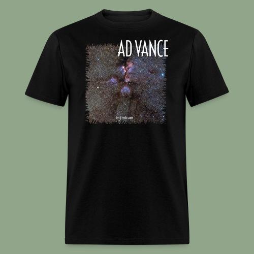 Ad Vance - Infinitum T-Shirt - Men's T-Shirt