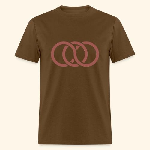 circle paradox - Men's T-Shirt