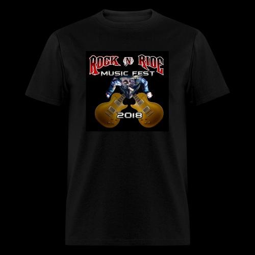 RocknRide Design - Men's T-Shirt