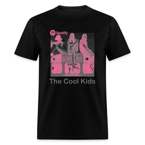 The Cool Kids - Pink Indigo - Men's T-Shirt