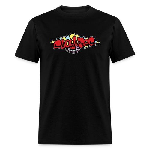 clownsec graffiti4 gif - Men's T-Shirt