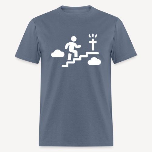 STAIRWAY TO..... - Men's T-Shirt