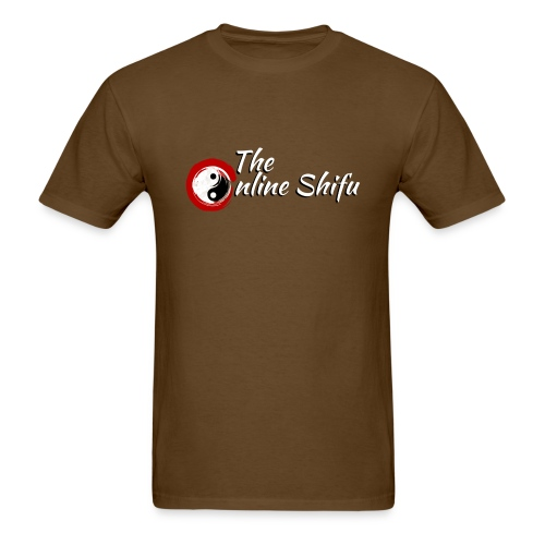 WhiteTOS1 - Men's T-Shirt