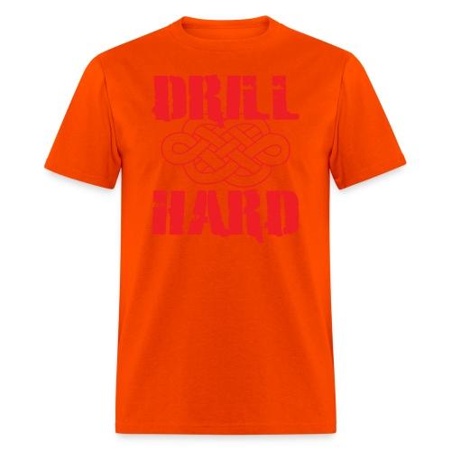 drillhard2 - Men's T-Shirt