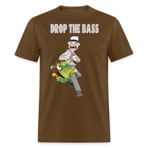 dropthebass5 - Men's T-Shirt