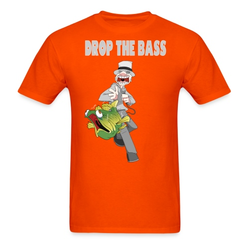 dropthebass5 - Men's T-Shirt
