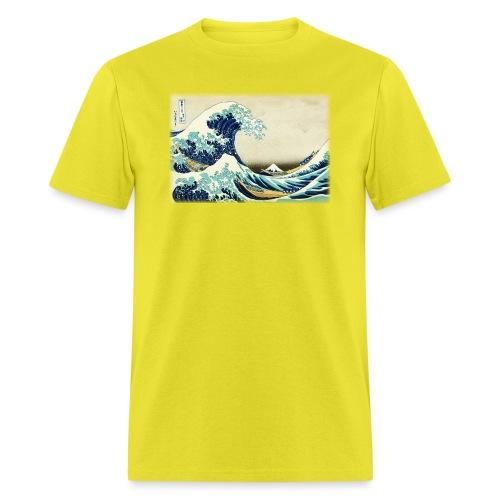 Great Wave off Kanagawa - Men's T-Shirt
