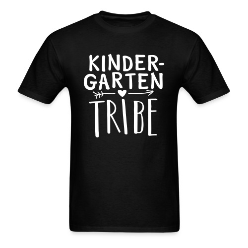 Kindergarten Tribe Teacher Team T-Shirts - Men's T-Shirt