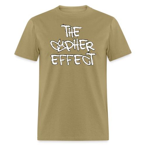 camo outline tce2 png - Men's T-Shirt