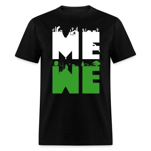 me we - Men's T-Shirt
