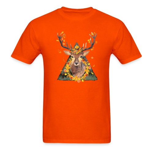 The Spirit of the Forest - Men's T-Shirt