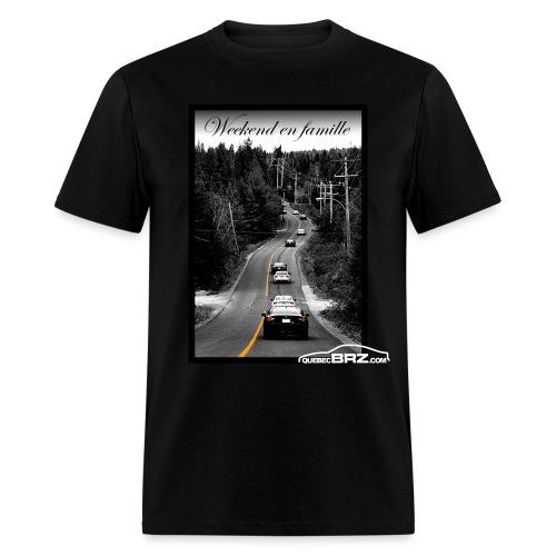 Quebec BRZ - Men's T-Shirt