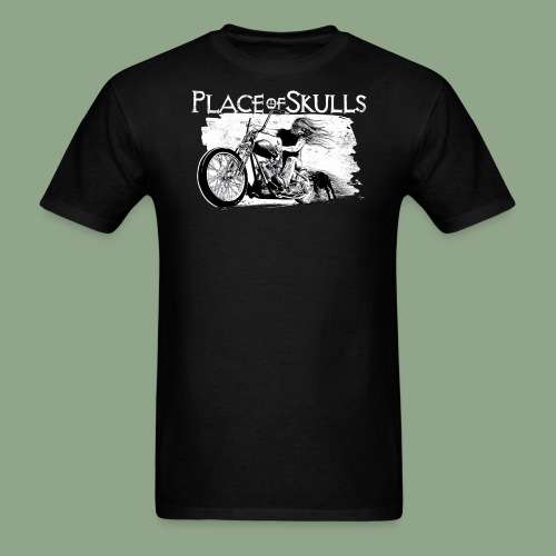 Place of Skulls - Biker(shirt) - Men's T-Shirt