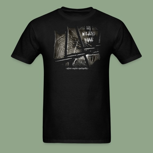 My Silent Wake Silver Under Midnight T Shirt - Men's T-Shirt