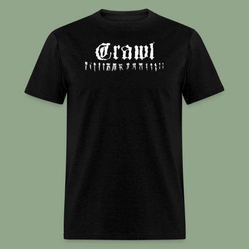 Crawl Teeth T Shirt - Men's T-Shirt
