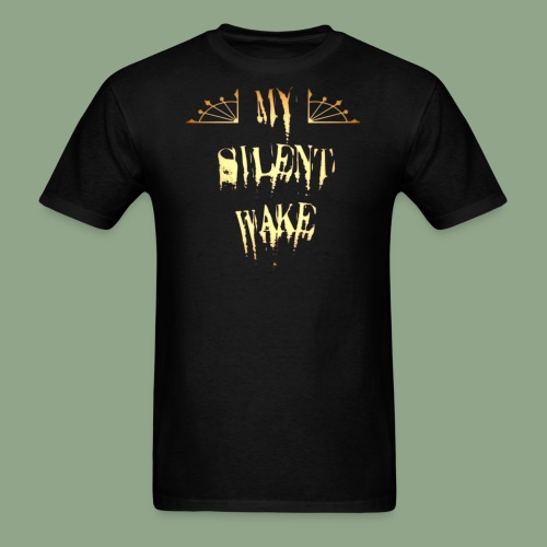 My Silent Wake Logo T Shirt - Men's T-Shirt
