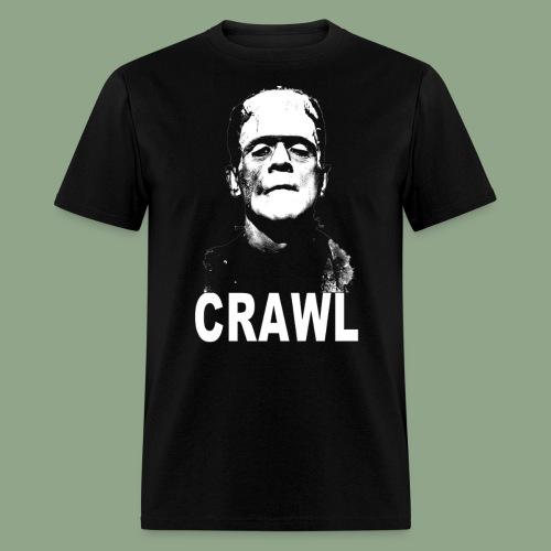 Crawl FrankenCrawl T Shirt - Men's T-Shirt