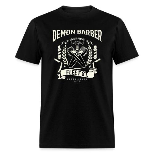 Demon Barber of Fleet Street - Men's T-Shirt