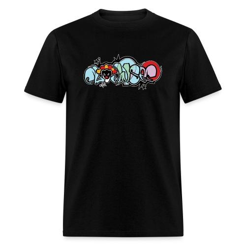 Graffiti Clownsec Dark Shirt PREMIUM - Men's T-Shirt