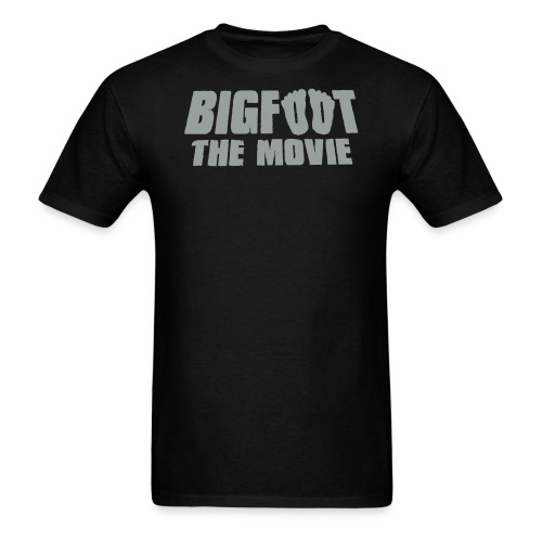 bigfoot the movie - Men's T-Shirt