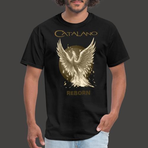 catreborn gif - Men's T-Shirt