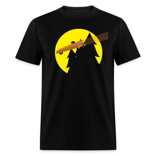 soapbox ptermclean - Men's T-Shirt