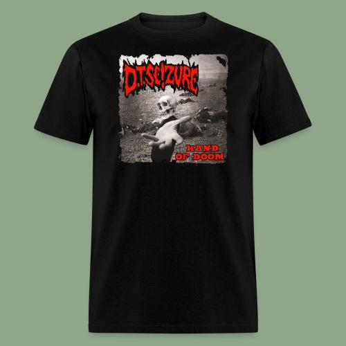 D.T. Seizure - Hand of Doom T-Shirt - Men's T-Shirt