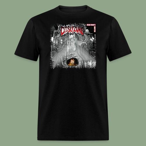 D.T. Seizure - Dead Man's Switch T-Shirt - Men's T-Shirt