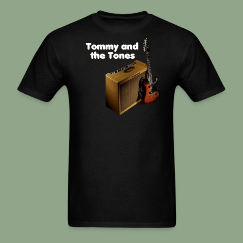 Tommy and the Tones T-Shirt - Men's T-Shirt