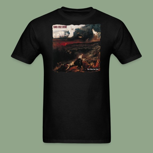 Clouds Taste Satanic - Your Doom (shirt) - Men's T-Shirt