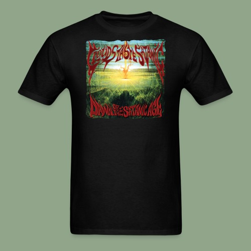 Clouds Taste Satanic - Dawn (shirt) - Men's T-Shirt