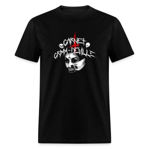 Garnet Grimm-Deville Shirt - Men's T-Shirt
