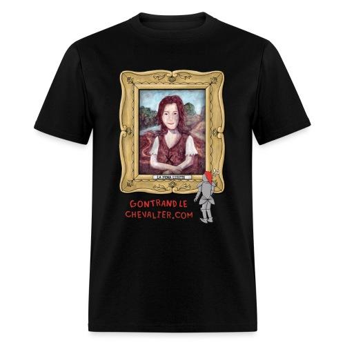 La Mona Lisette - T-shirt pour hommes