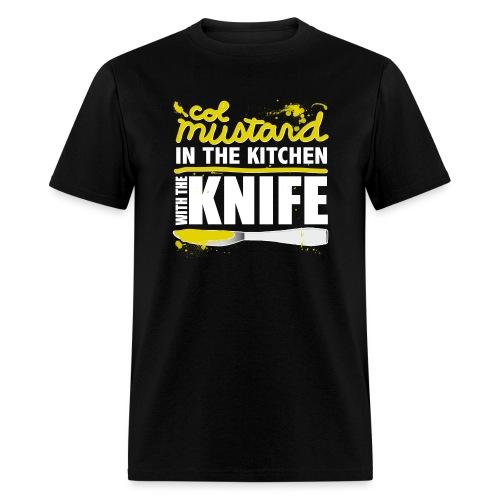 Colonel Mustard - Men's T-Shirt