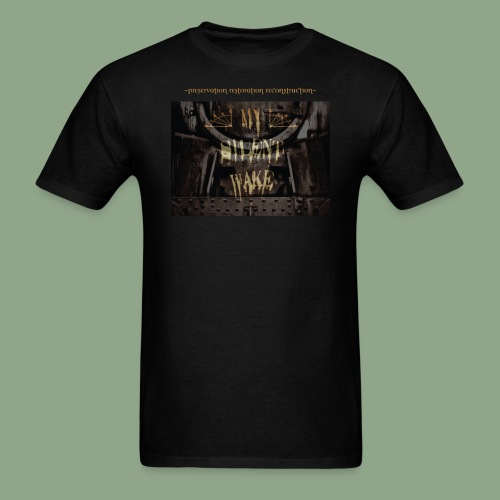 My Silent Wake PRR T Shirt - Men's T-Shirt