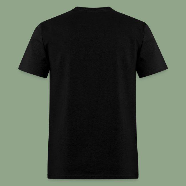 Stone Grooves Deep Cuts Spiral Logo T Shirt