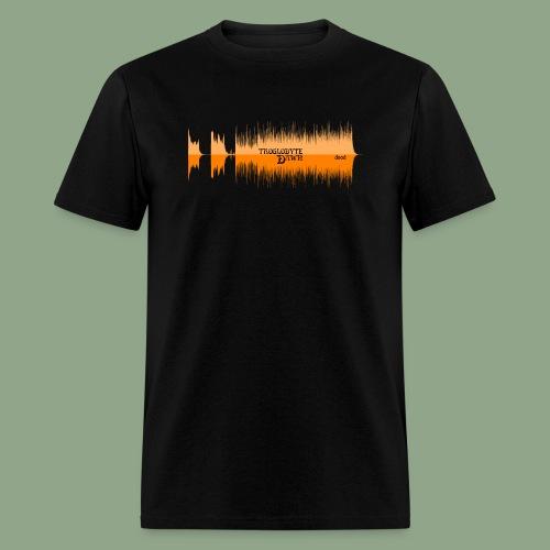 Troglodyte Dawn - Dood Waveform Shirt - Men's T-Shirt
