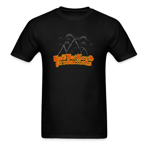 Logo officiel BaTBaiLey'S Productions - Men's T-Shirt