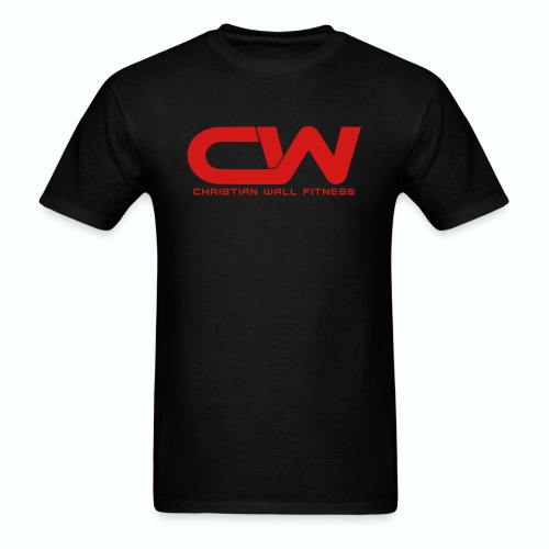 CWF Black - Men's T-Shirt
