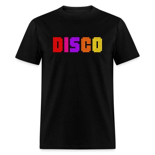 disco - Men's T-Shirt