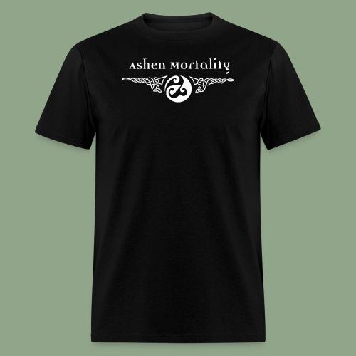 Ashen Mortality - Logo T-Shirt - Men's T-Shirt