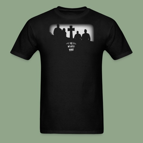 My Silent Wake Graveyard T Shirt - Men's T-Shirt