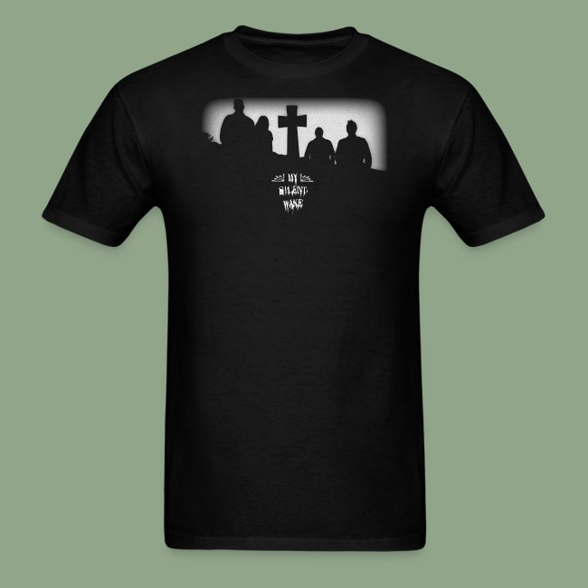 My Silent Wake Graveyard T Shirt