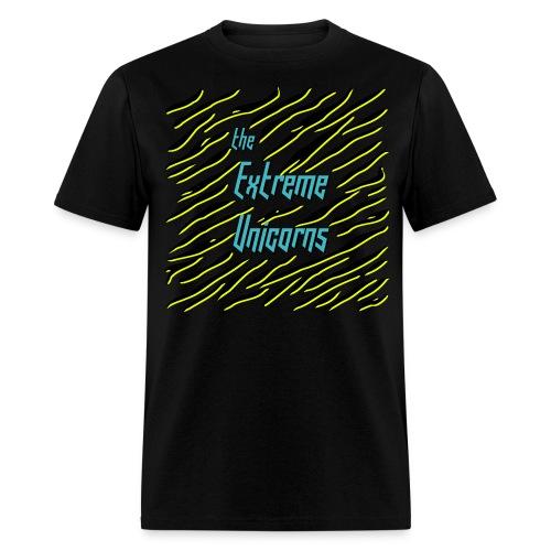 extreme zebra print - Men's T-Shirt