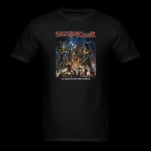 GuardiansOfTheTemple t shirt - Men's T-Shirt