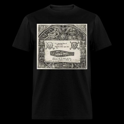 Memento Mori - Men's T-Shirt