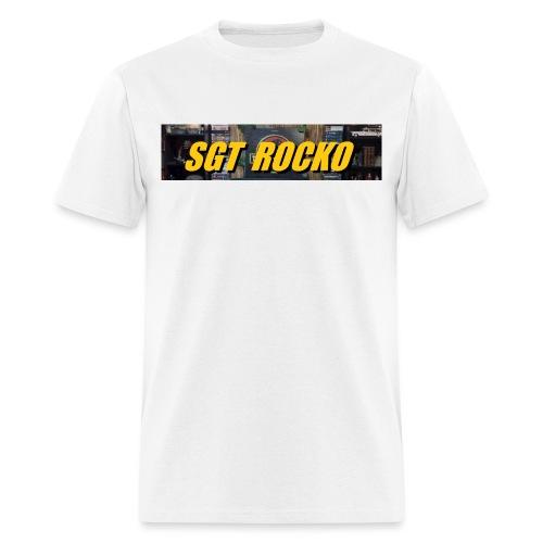 RockoWear Banner - Men's T-Shirt