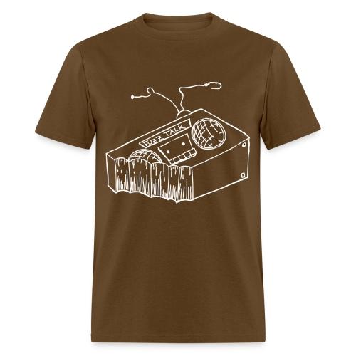 FTRLogoWhite - Men's T-Shirt